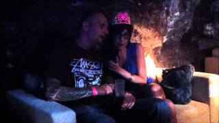 Drokz interview @ Stars of the Underground Chapter 7 La Cova - Spain