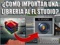 Librerías Roland R-8 y SPD- 20 / ¿Como Importar una Liberia al Fl Studio?