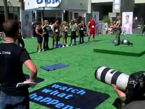 Jackie Warner Workout 2