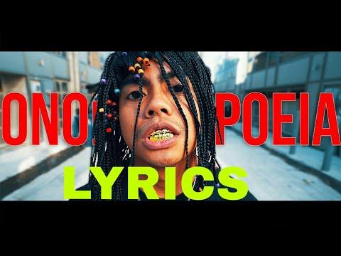 Hit Em' With The Onomatopoeia*(lyrics)
