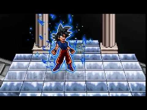 SSF2 : Mod Goku Ultra Instinct by Zentry 18