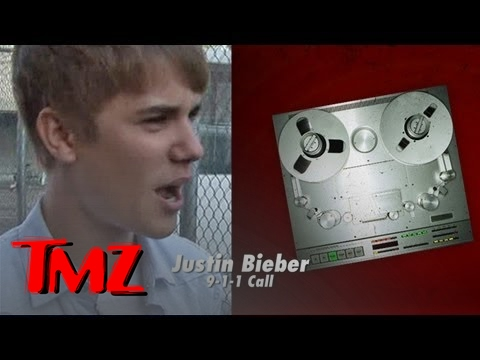 Justin Bieber 911 Call -- 'I'm Really Scared' of His Bodyguards | TMZ