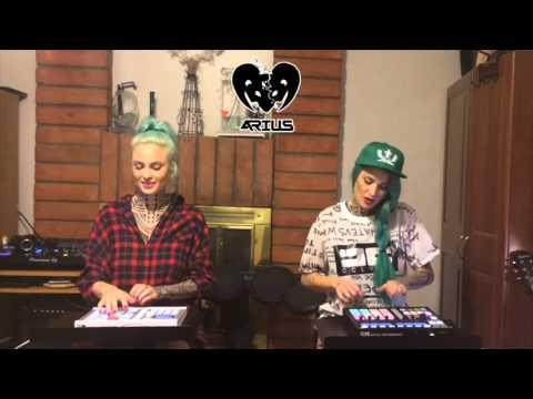 Showtek ft. We Are Loud & Sonny Wilson - Booyah (ARIUS FINGERGANGBANG REMIX)