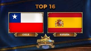 [ES] HGG TOP16 - Chile vs España