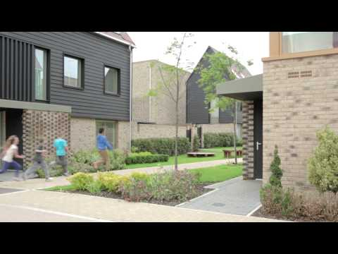 Great Kneighton, A Contemporary New Quarter For Cambridge by Countryside