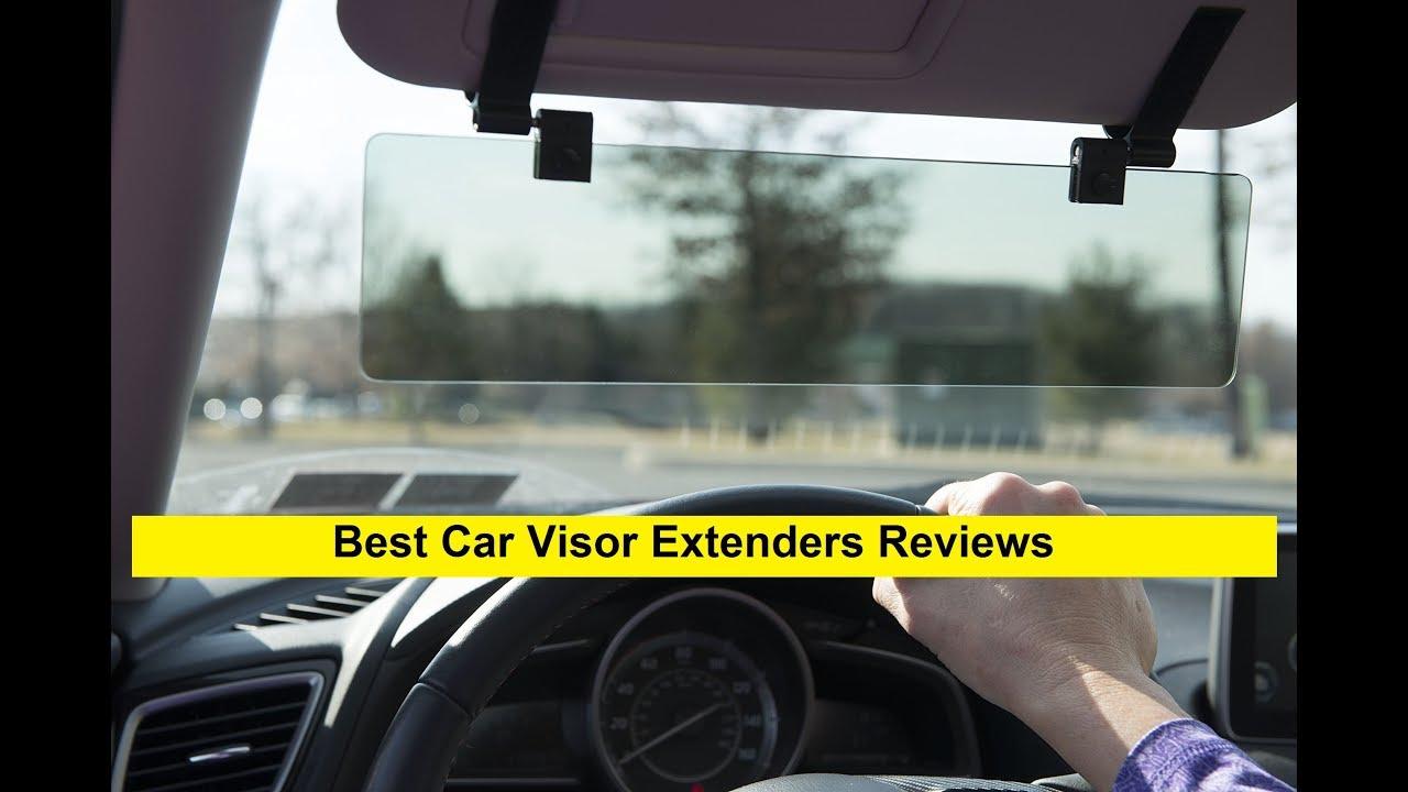 Top 3 Best Car Visor Extenders Reviews in 2019 - YouTube 332551f5972