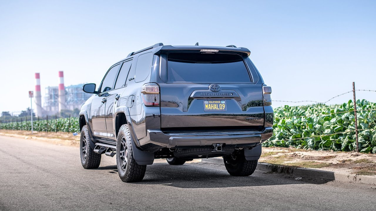 borla exhaust sound for the 2010 2021 toyota 4runner exhaust system sounds
