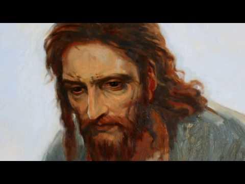 Христос в пустыне( стихи Эдуард Мхитарян) Читает Автор