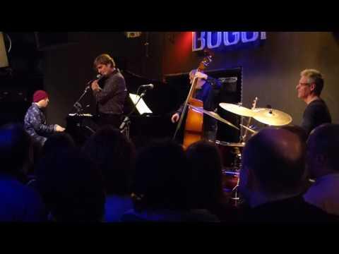"GUILLERMO McGILL QUARTET FEATURING TIM RIES / Bogui Jazz, 28 de enero de 2017 / ""Angie"""