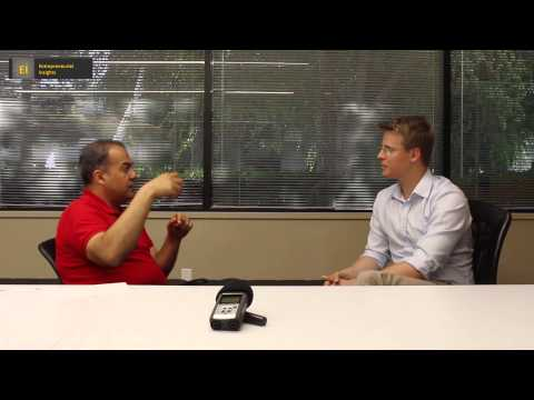 Cloudera | Interview with its founder & CTO - Amr Awadallah
