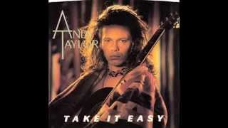 "Andy Taylor – ""Take It Easy"" (Atlantic) 1987"