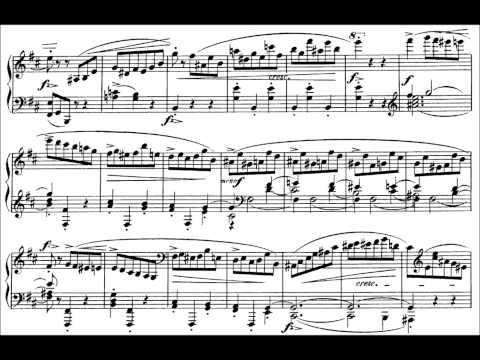 Chopin: Scherzo Op.20 No.1 in B minor
