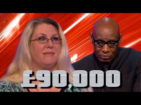 The Largest Prize Fund Ever Of £90,000 Against The Barrister - The Chase