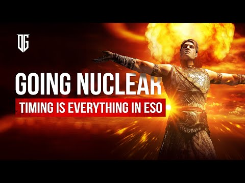 Timing is Everything in Elder Scrolls Online | How to Go Nuclear |