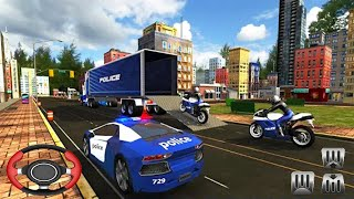 Police Plane Transporter Game - Android GamePlay - Police Transporter Games Android #3