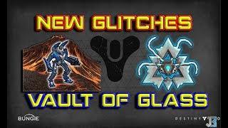 Destiny - New Glitches on Vault of Glass