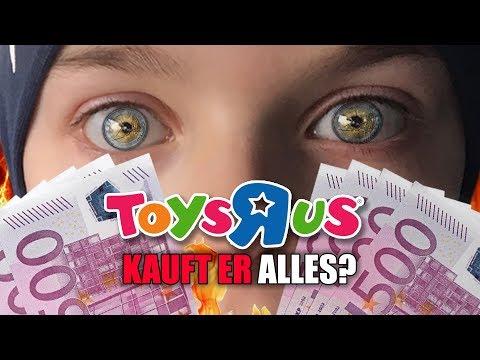 TOYS R US & TK MAXX plündern - kauft Leon wirklich ALLES? 🎁  Lulu & Leon - Family and Fun thumbnail