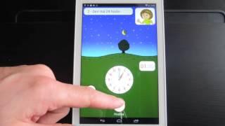 Výuka hodin pro děti (Android, iOS )