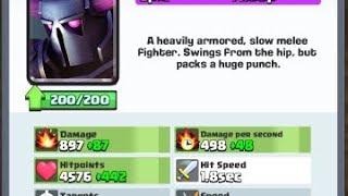 Mejorando el Pekka al Max!!![Clash Royale]
