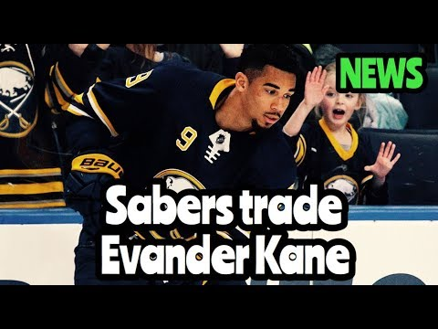 Evander Kane TRADED To The San Jose Sharks NHL NEWS