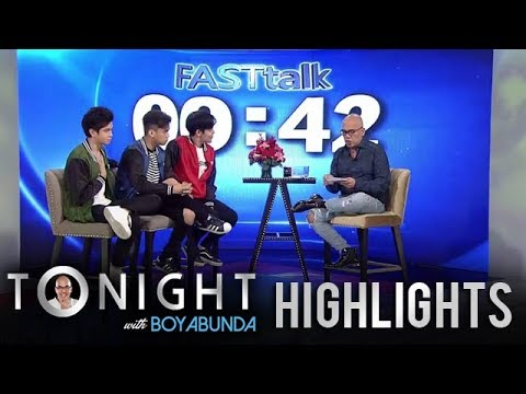 TWBA: Fast Talk With Jack Reid, Vitto Marquez, And Julian Trono