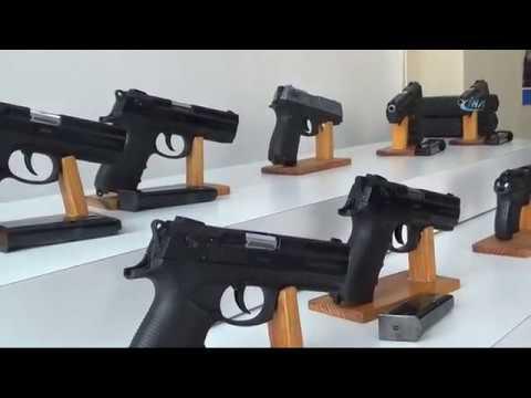 Küçükçekmece'de Silah İmalathanesine Baskın