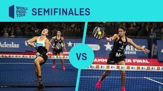 Resumen Semifinales Salazar/Sánchez Vs Brea/González Estrella Damm Barcelona Master 2019