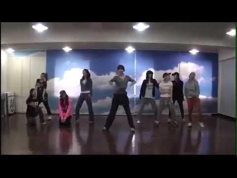 Girls Generation - I Got A Boy Dance Pratice