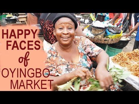 FOLLOW ME TO OYINGBO MARKET, LAGOS NIGERIA 2