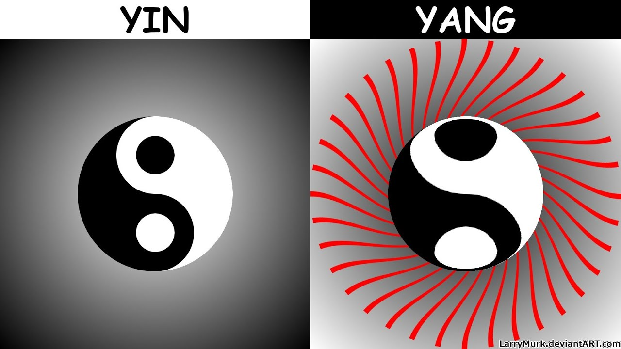 Yin Yang Chinese Symbol Draw Gimp Youtube
