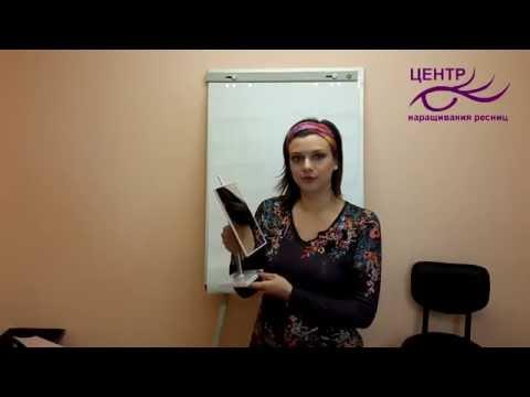 Курсы и обучение наращиванию ресниц в Киеве Lash Art