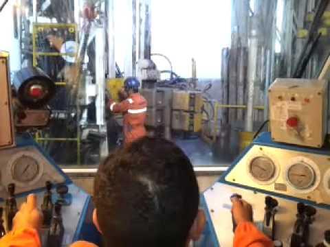 Drillmec HH-300 Drilling Rig Controls