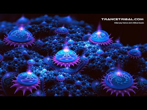 beautiful psychedelic chillout mix ( psychill / psybient ) HD