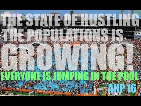 How To Get Ahead Of The Herd  The State Of Hustling Population Explosion AHP 16