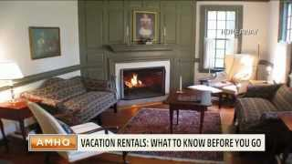 Tips on Renting a Vacation Home