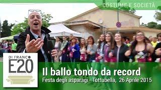 Tottubella: il ballo tondo più partecipato al Mondo