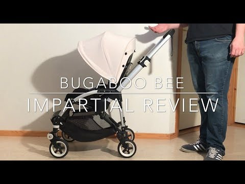 Bugaboo Bee, An Impartial Review: Mechanics, Comfort, Use