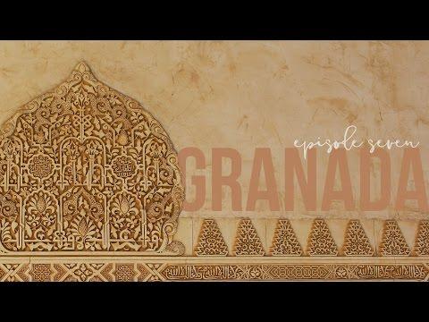 2017 Travel Vlog  Granada  Episode 7