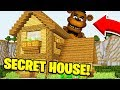 Minecraft : WE FOUND FREDDY FAZEBEARS **SECRET** HOUSE (Ps3/Xbox360/PS4/XboxOne/PE/MCPE)