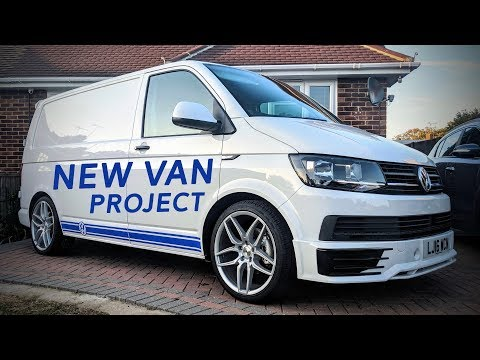 I just bought a VW T6!!!