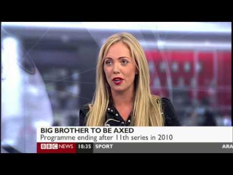 """Big Brother"" cancelled - Aisleyne Horgan-Wallace interviewed"