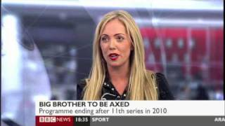 """Big Brother"" cancelled - Aisleyne Horgan-Wallace interviewed"