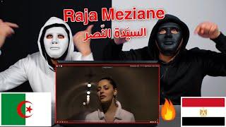 Raja Meziane - Doña Victoria /السيّدة النّصر / Egyptian Reaction 🇩🇿