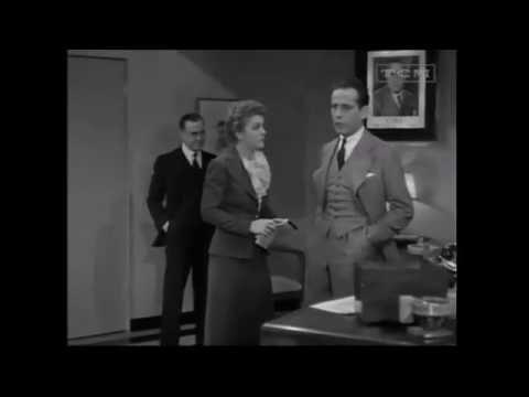 One Fatal Hour (1936)  Humphrey Bogart  , Scene  2