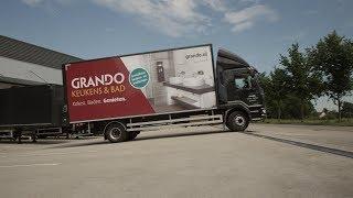 Logistiek Grando Keukens & Bad (met ondertiteling)