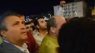 Darbe Girişimine Manisalı Halkın İsyanı  Nurgül Yılmaz Meydan'dan Canlı Yayın 15 07 2016
