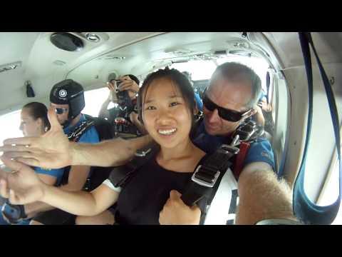 Tandem Skydive - Yang Cao