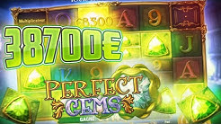 38,700€ Mega Win - Perfect Gems (High Rollers)