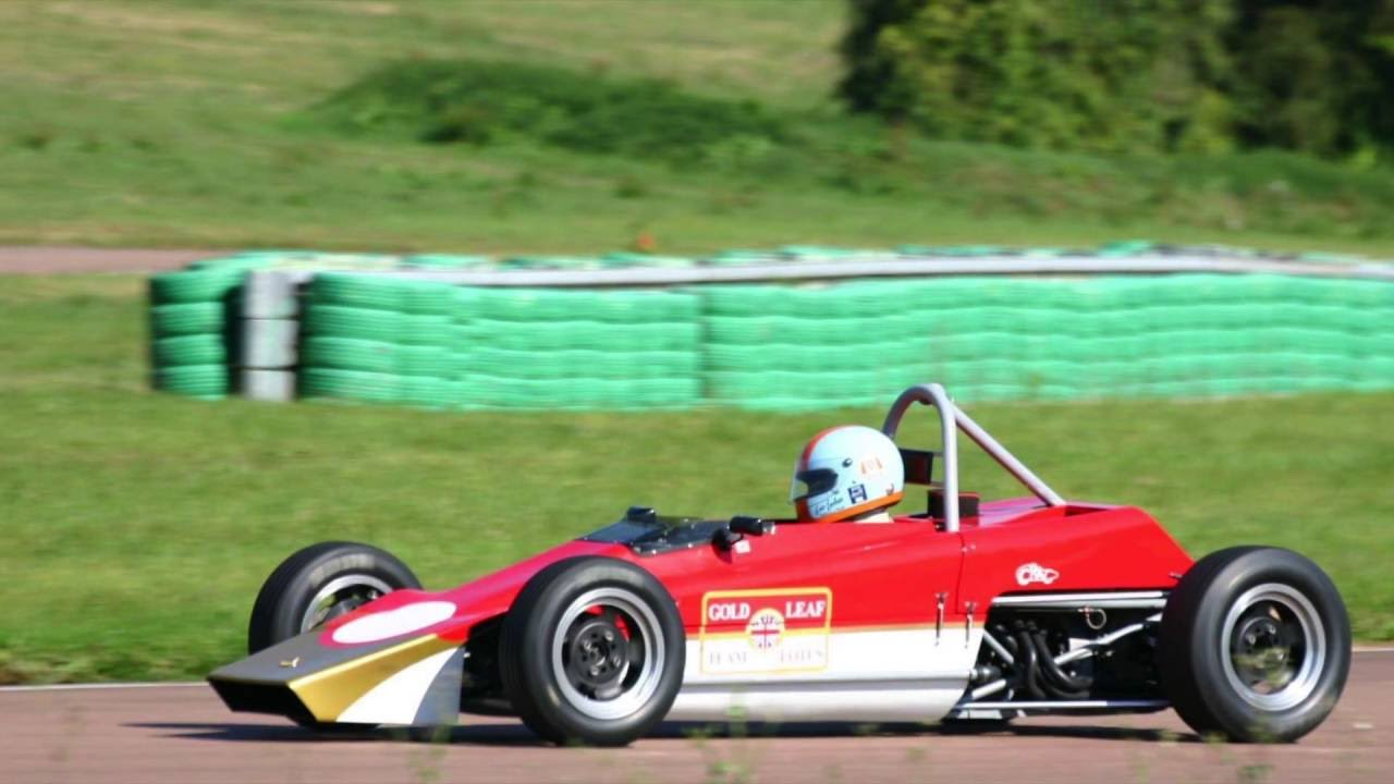 Lotus 61 Formula Ford Crac Les Ecuyers 2016 - YouTube