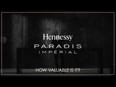 Hennessy Paradis Impérial   How valuable is it?